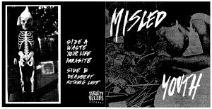 misled youth front back flattened