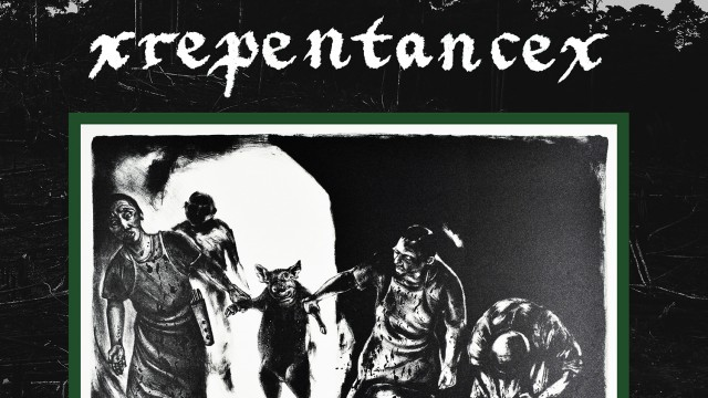 xRepentancex - The Sickness Of Eden LP