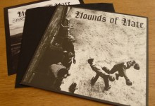 Hounds Of Hate - LP and shirt