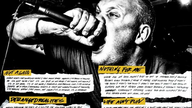 Agent Attitude - Deranged Realities LP