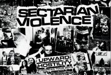 "Sectarian Violence - European tour version of ""Upward Hostility"""