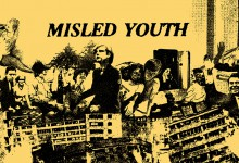 Misled Youth - Excuse For Existence 7""