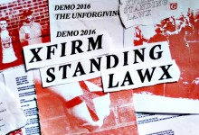 Firm Standing Law Demo & Shirt