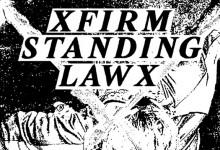 "Firm Standing Law - Unashamed 7"""