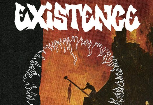 Existence - Into The Furnace 7""